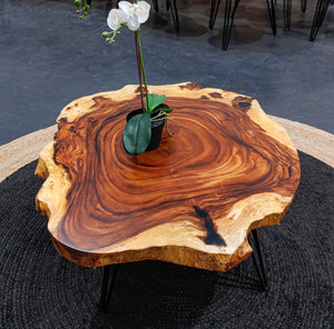 COF010 - Live Edge Coffee Table