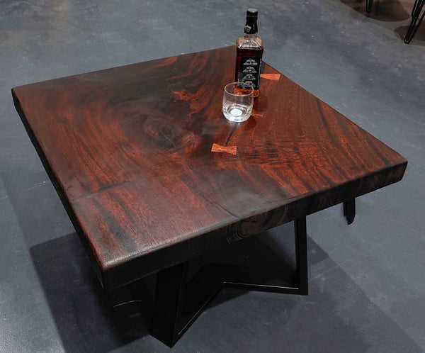 COF013 - Solid Acacia Coffee Table