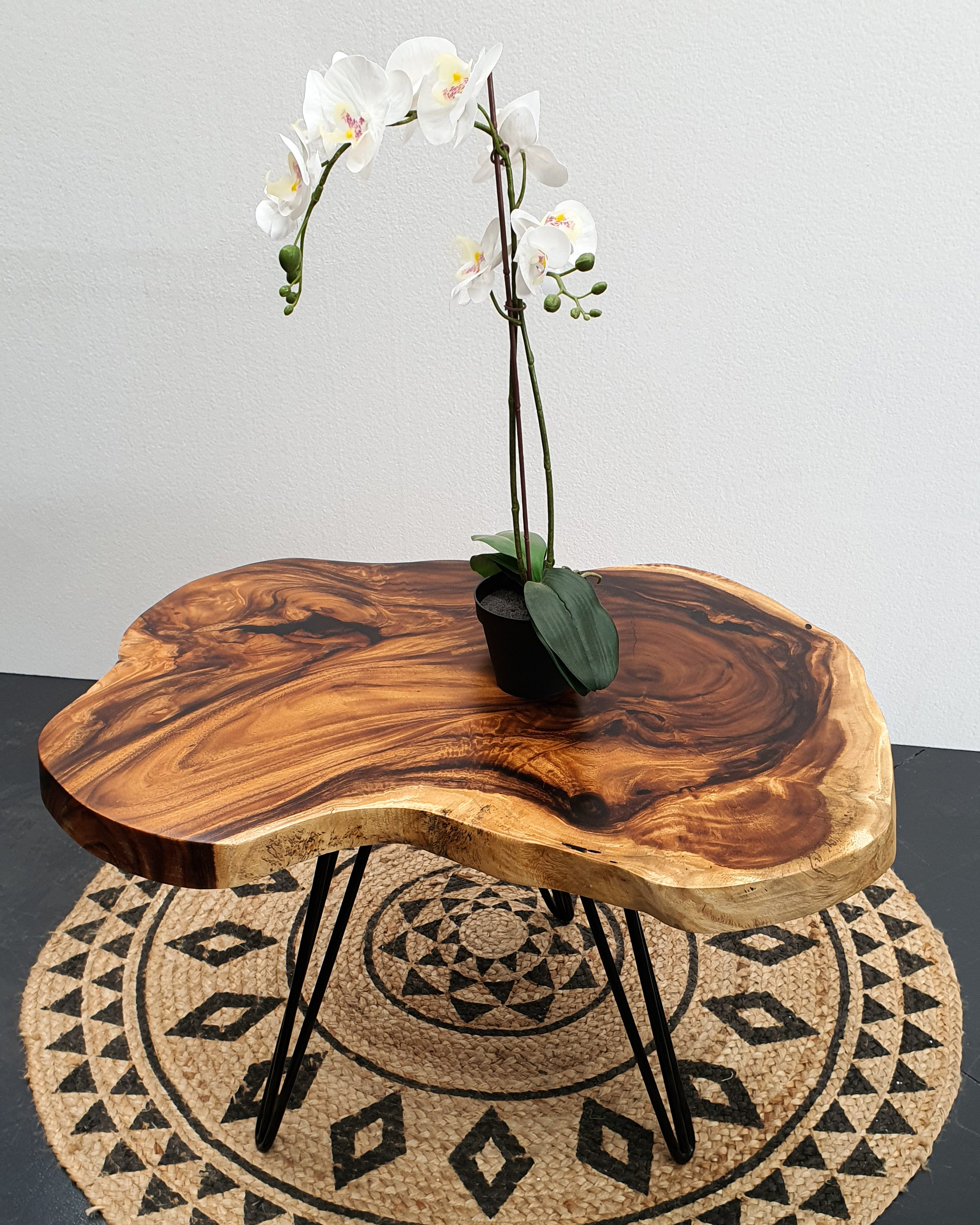 COF014- The Live Edge Australian Coffee Table