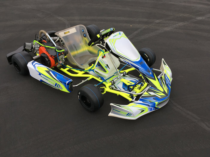 CompKart Covert 4r Chassis