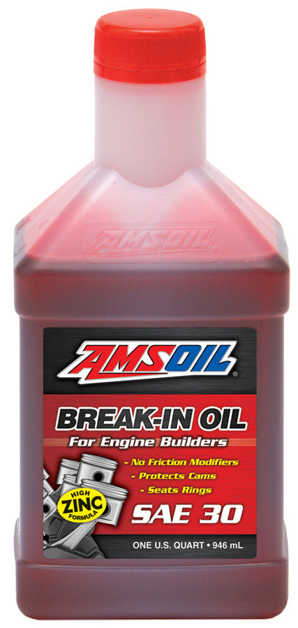 Amsoil Break-In Oil 30 Weight 1 Quart