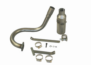 LO 206 Spec Exhaust Kit