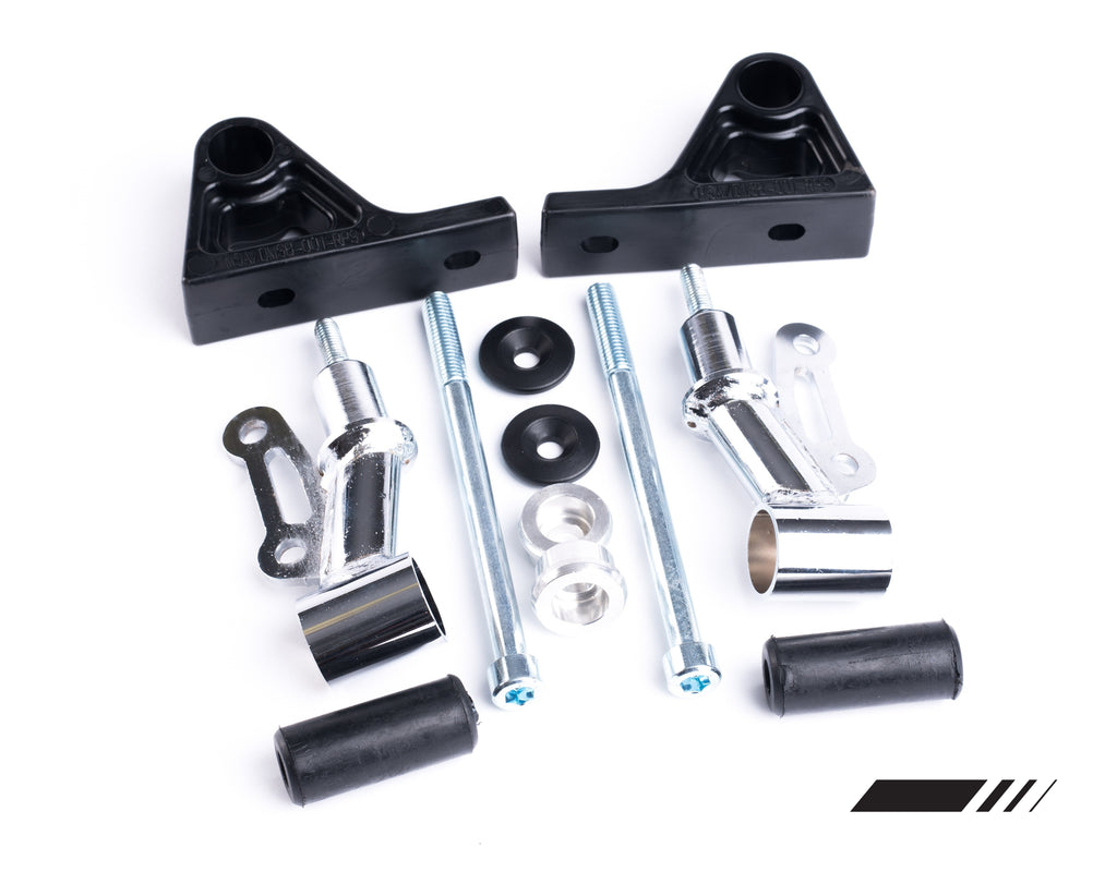 CompKart Ranger Cadet Rear Bumper Bracket Kit