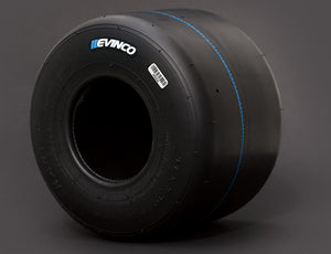 Evinco Blue Tires
