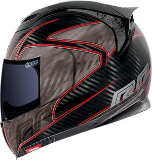 Icon Airframe Carbon RR Helmet - Red