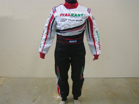 Italkart Factory Team Kart Suit