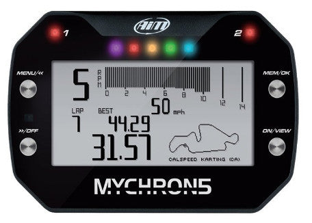 MyChron 5 GPS Data Gauge Kit