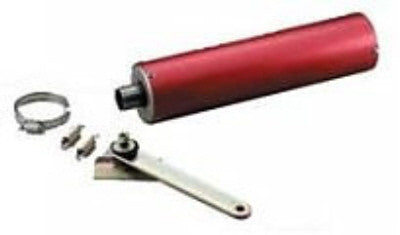 RLV Shifter Silencer Red
