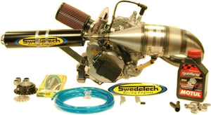 SwedeTech CR125 Stock Moto Complete Racing Package
