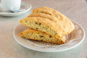 Anise Almond Biscotti