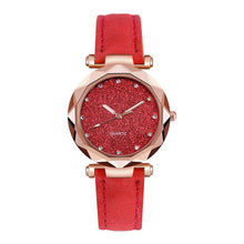 Charger l'image dans la galerie, New Luxury Rhinestone Bracelet Watch Women Starry Sky Watches Ladies Wristwatch Relogio Feminino Reloj Mujer Montre Femme Clock