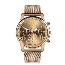 Charger l'image dans la galerie, Women's Ladies Fashion Chic Quartz Wrist Watch montre femme reloj mujer reloj saat zegarek damski bayan saat horloges vrouwen