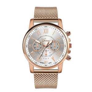 Women's Ladies Fashion Chic Quartz Wrist Watch montre femme reloj mujer reloj saat zegarek damski bayan saat horloges vrouwen