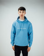 OMW Essential Hoodie - Light Blue