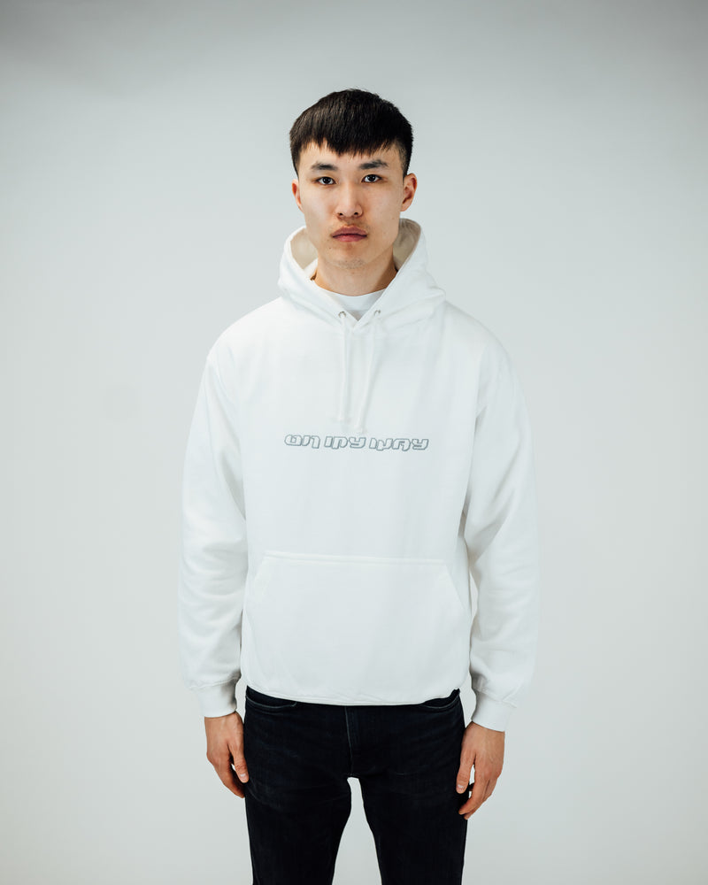 OMW Essential Hoodie - White