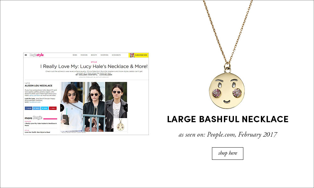 People Style: Large Mwa Necklace