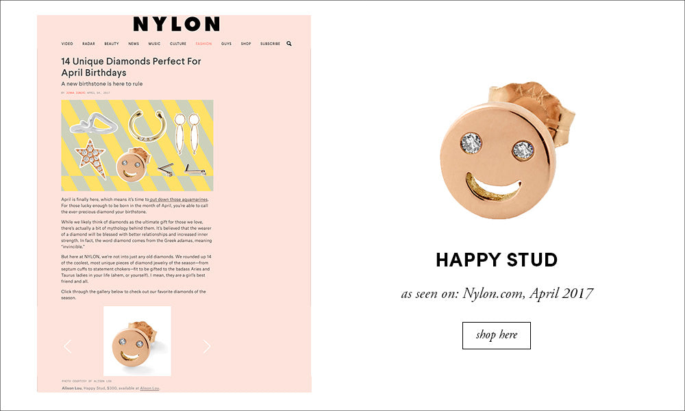 Nylon: Happy Stud