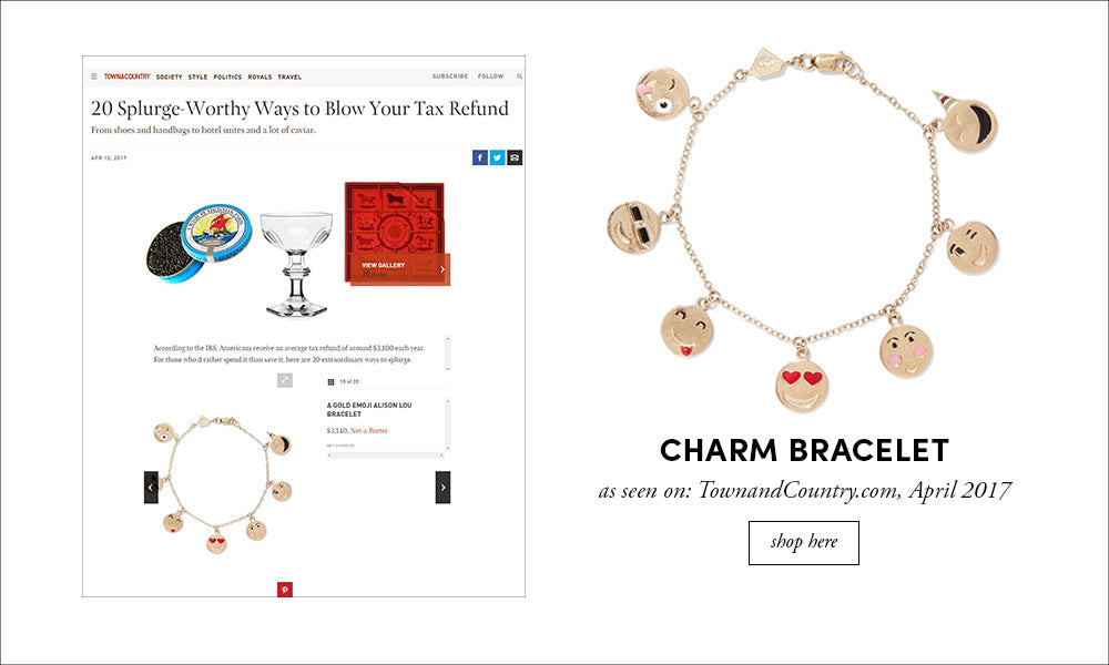Town & Country: Charm Bracelet