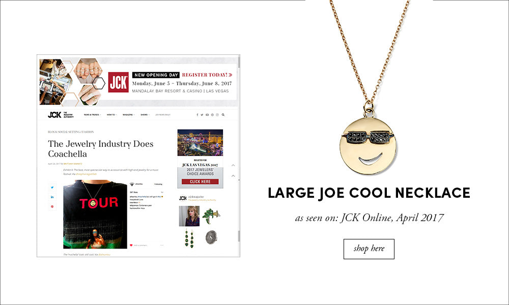 JCK: Large Joe Cool Necklace