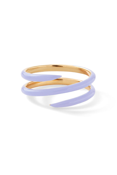 Coil Enamel Band