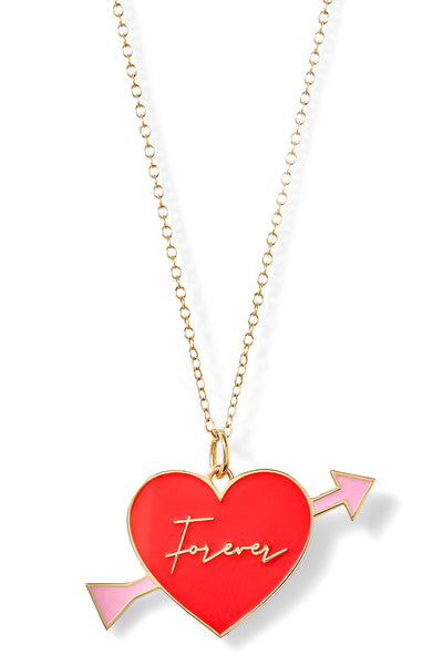 Love Forever Necklace - In Stock