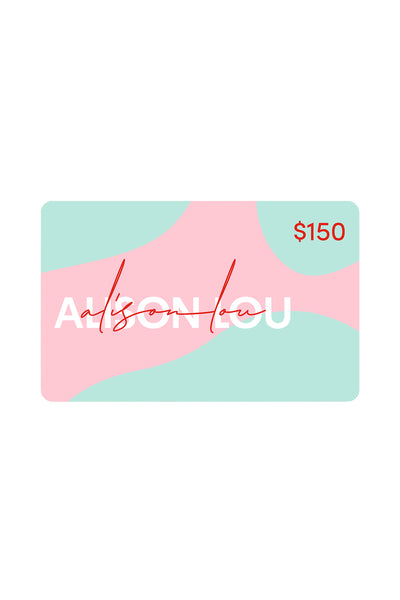 Alison Lou $150 Gift Card