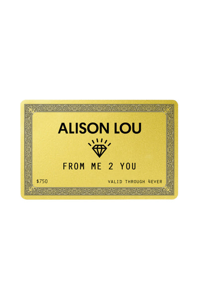 Alison Lou $750 Gift Card