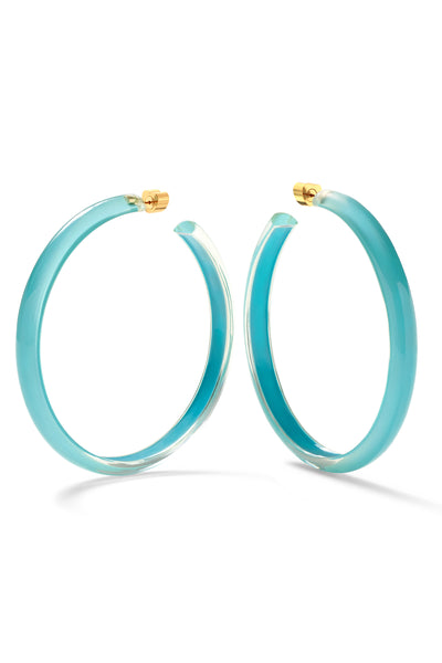 Large Jelly Hoops