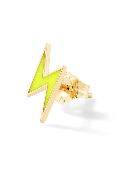 Lightning Bolt Stud