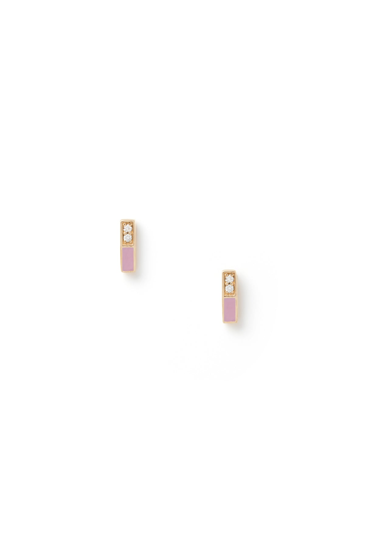Small Linear Earrings