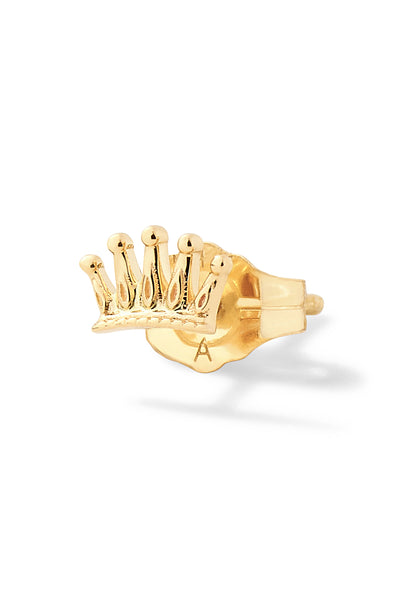 Mini Crown Stud