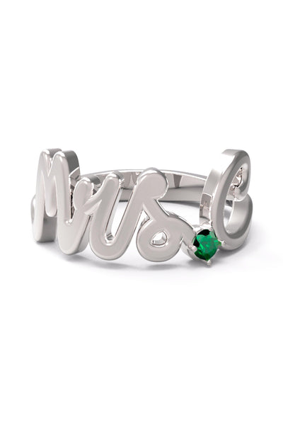 Mrs. C Ring - In Stock