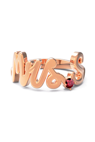 Mrs. S Ring - In Stock