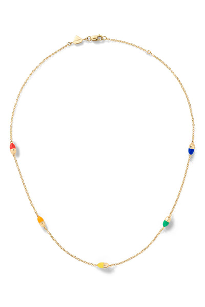 Pill By the Yard Necklace