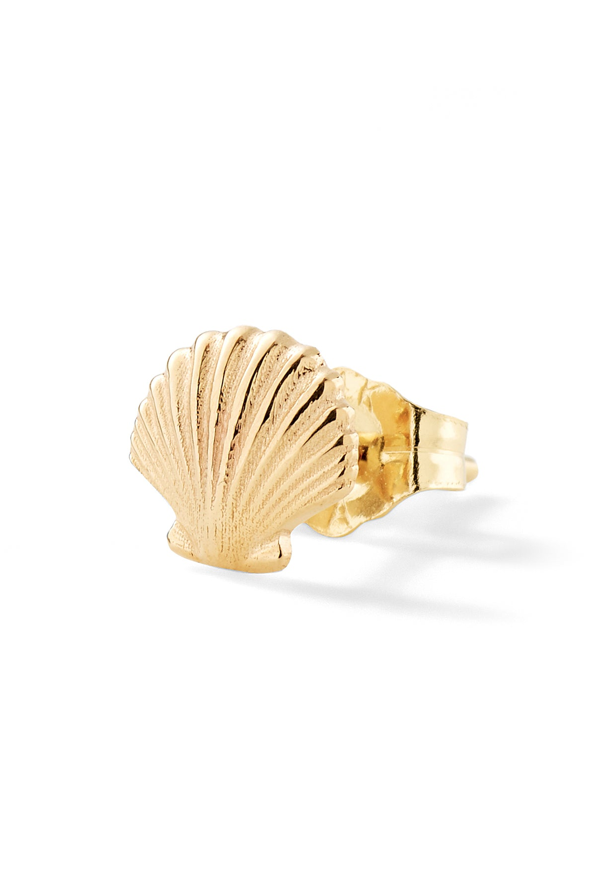 Seashell Stud - In Stock
