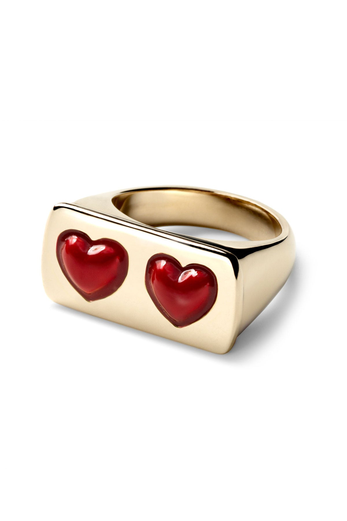 Lovestruck Bar Ring