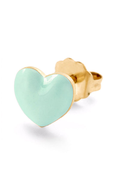 Heart Stud - Color Options