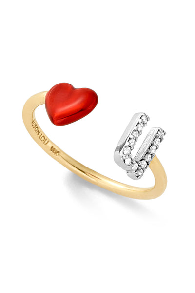 Love U Ring - In Stock