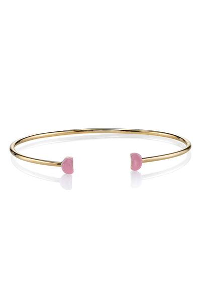 MPH Wire Bangle with Ears