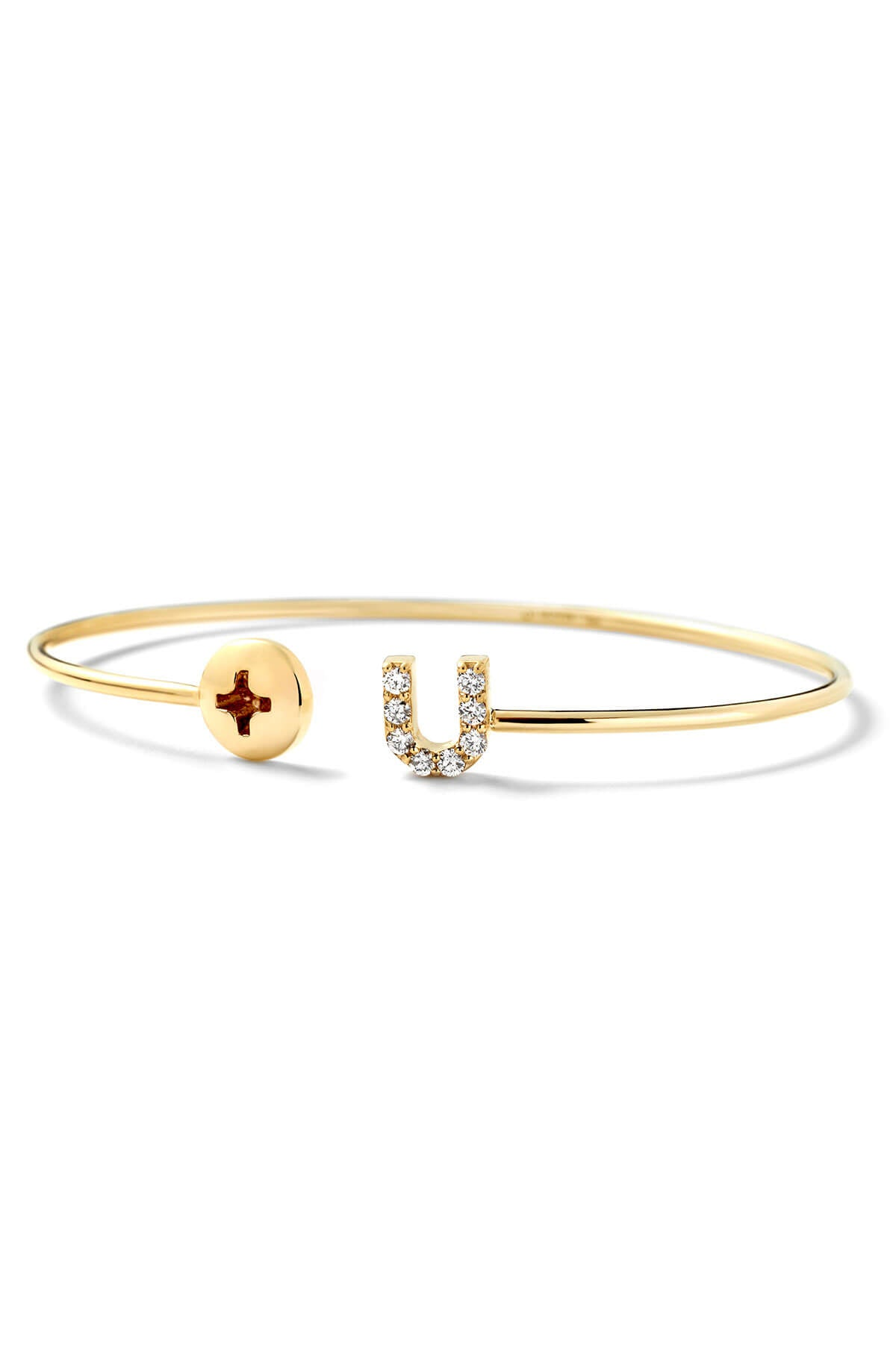 delicate bolt bracelet gold arm rose inlaid elegant screw dainty bangles bangle square candy