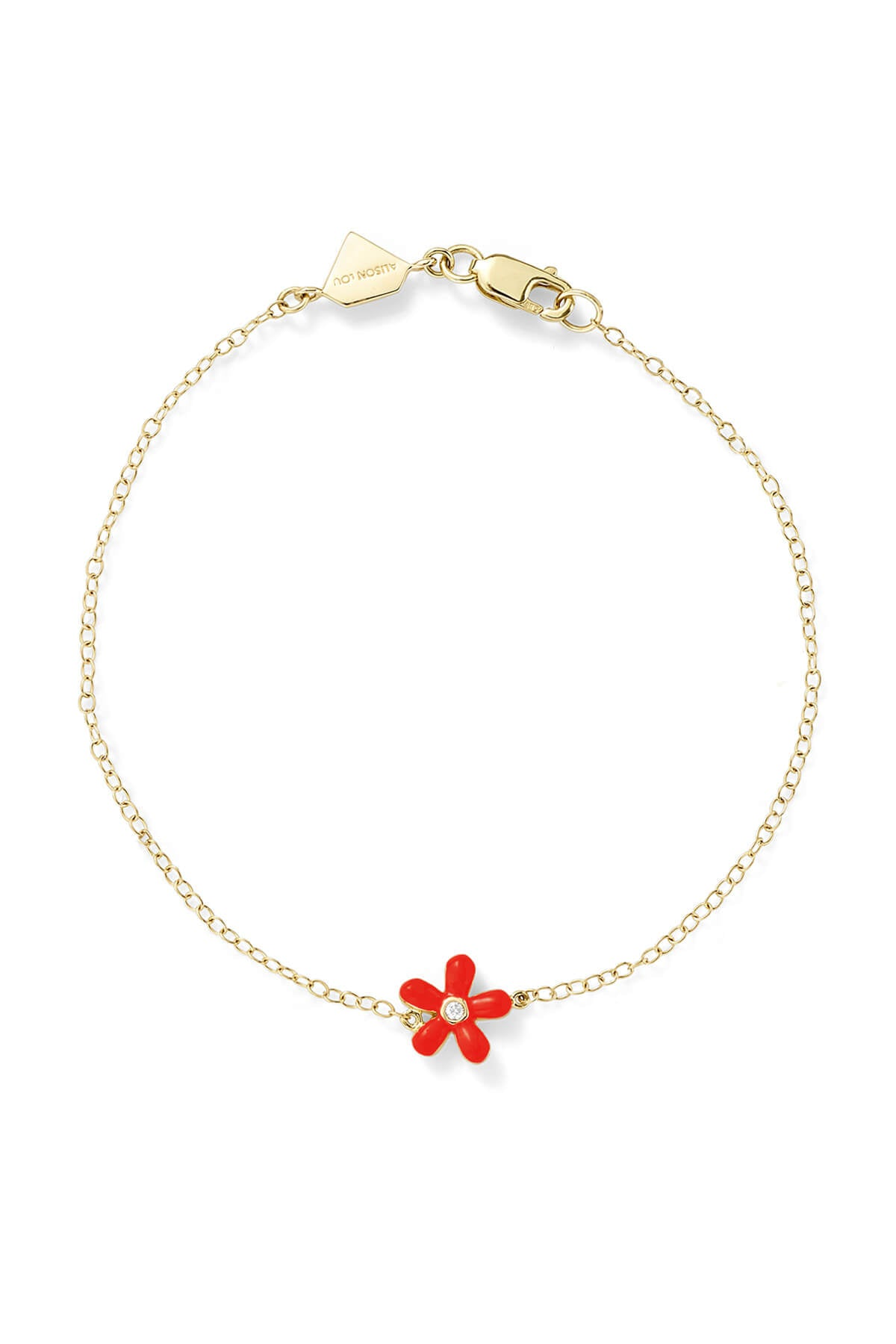 Single Wildflower Bracelet