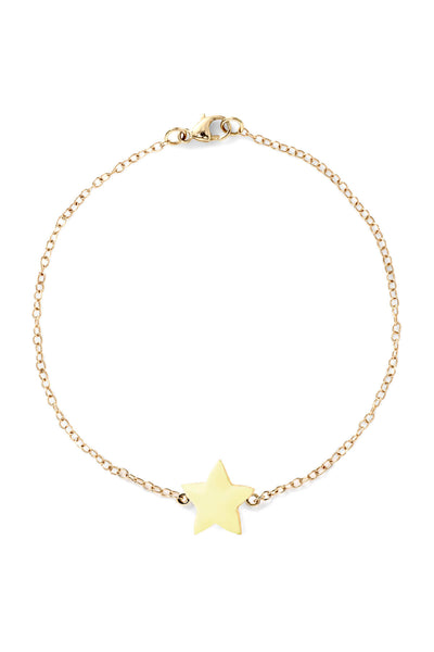 Enamel Star Bracelet - Color Options