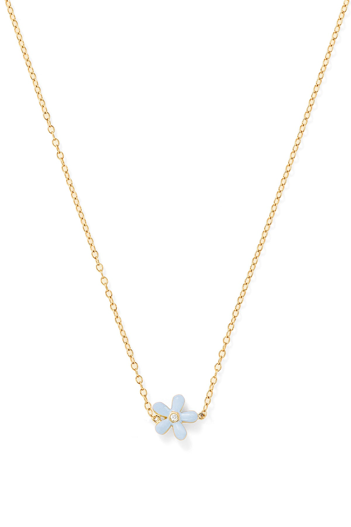 Single Wildflower Necklace - In Stock