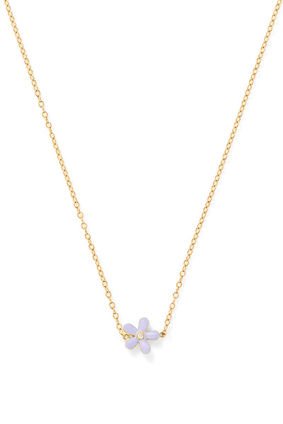 Single Wildflower Necklace