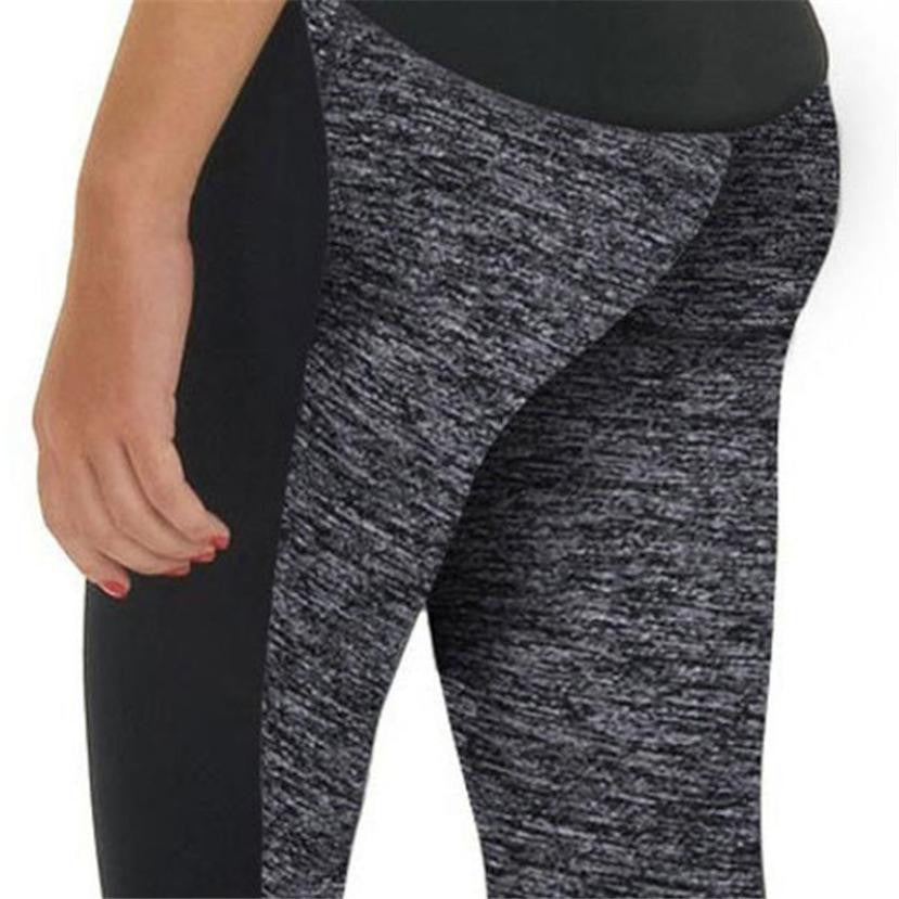 Yoga Legging Gray KLV