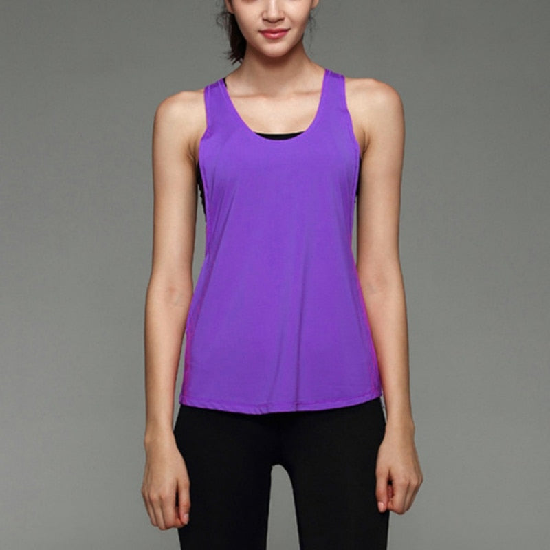 Yoga Top No Sleeves Balight