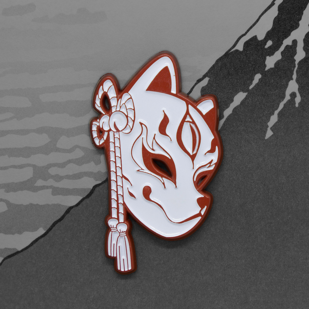 Kitsune Mask (Manga Version) - Moodswings Series