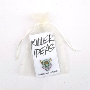 Killer Ideas Enamel Pin