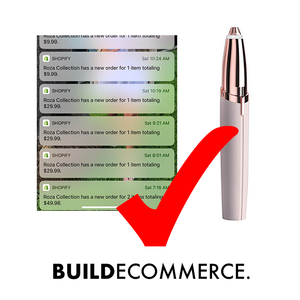 Build Ecommerce