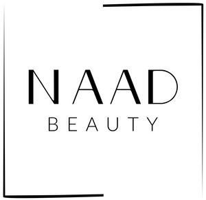 LOGO DE NAAD BEAUTY